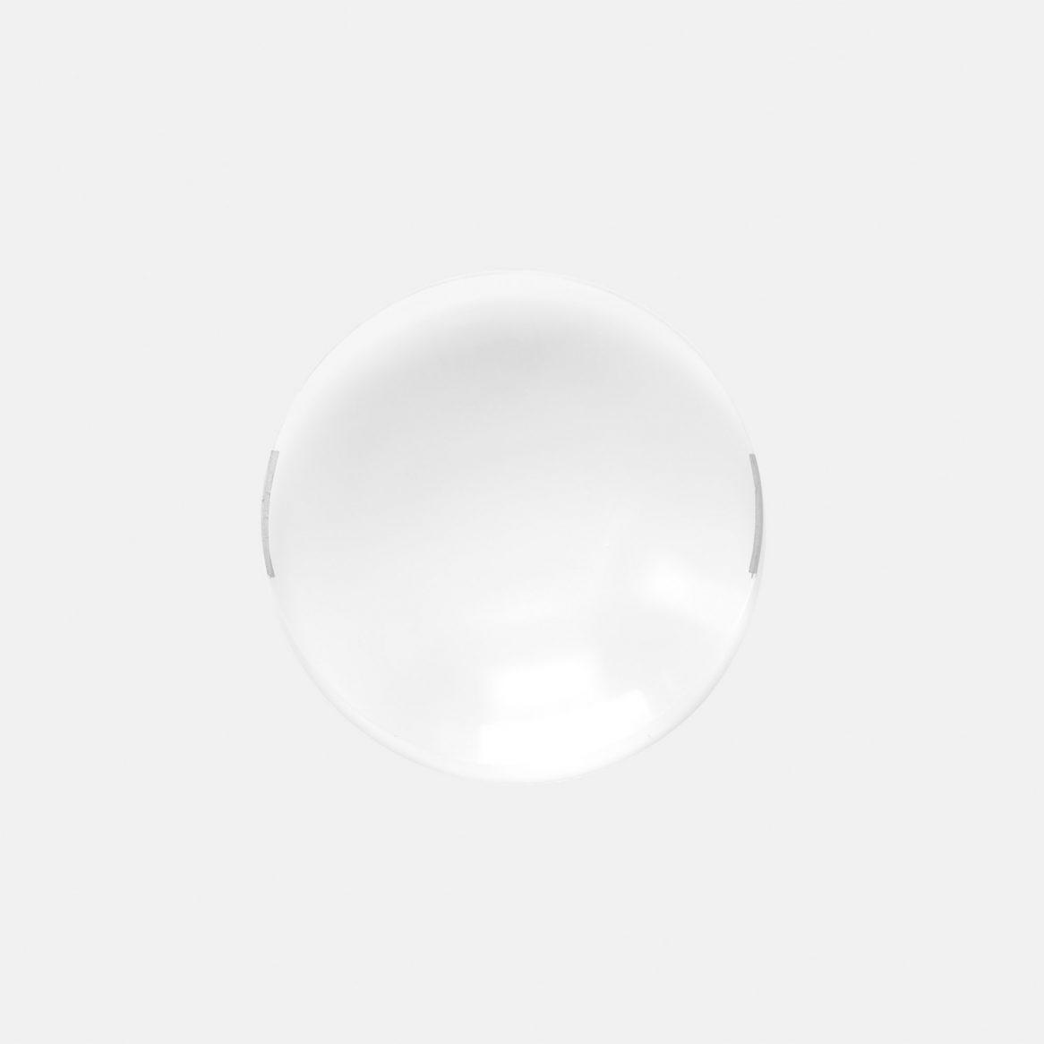 5 dioptres rimless ESD lens