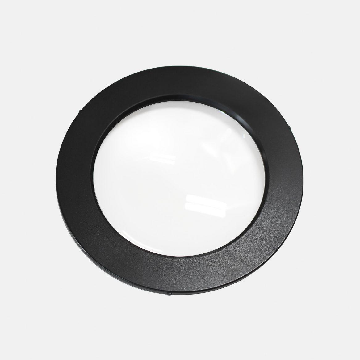 5 dioptres black ESD lens