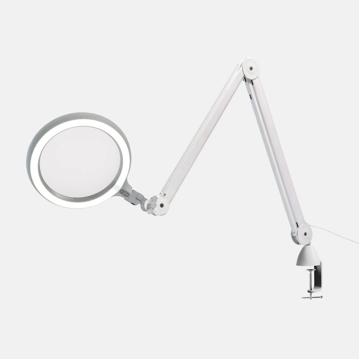25130 Omega 7 Magnifying Lamp