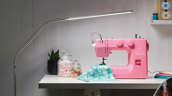 sewing machine light