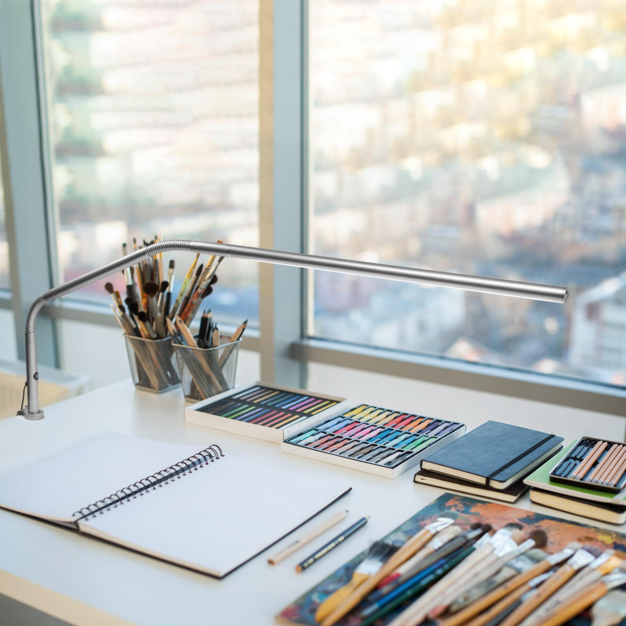 Slimline 3 Table Artist Desk Lamp
