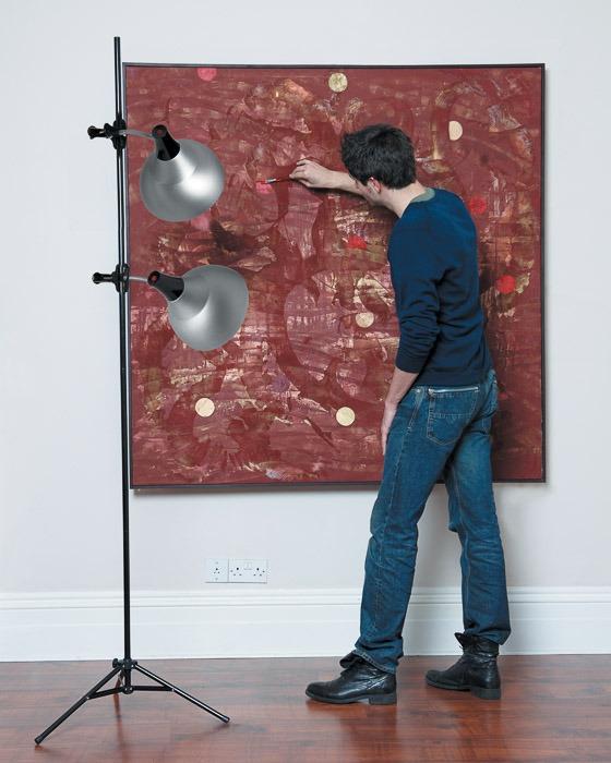 daylight lamp for artist